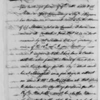 George Washington to Benjamin Tallmadge, April 14, 1780