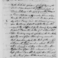 Benjamin Tallmadge to George Washington, August 12, 1780