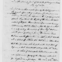 Benjamin Tallmadge to George Washington, August 29, 1780