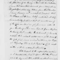 Benjamin Tallmadge to George Washington, November 7, 1780