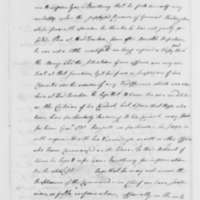 Benjamin Tallmadge to George Washington, November 9, 1780