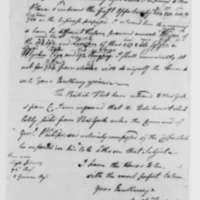 Benjamin Tallmadge to George Washington, April 20, 1781